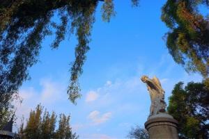 From Cerro Santa Lucia photo excursion