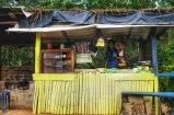 Roadside snack shack
